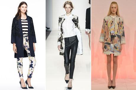 Några vårtrender inom mode